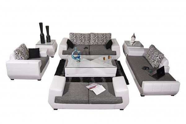 Wave Sofa Set