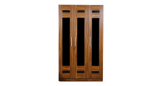 Magna Three Door Wardrobe