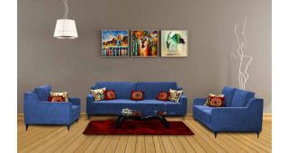 Beacon Sofa Blue