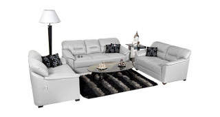 Mirly Sofa Silver