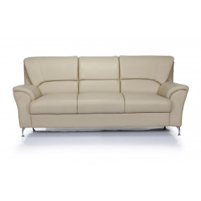 Piper Three Seater Sofa (Beige)