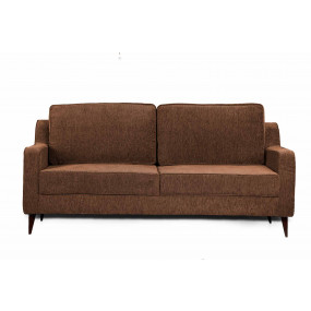 Beacon Three Seater Sofa Brown