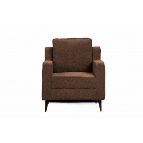Beacon Single Seater Sofa Brown