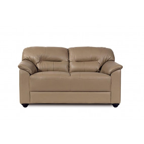 Mirly Two Seater Light Brown