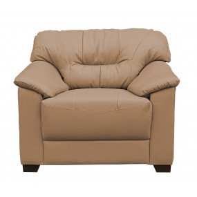 Mirly Single Seater Light Brown